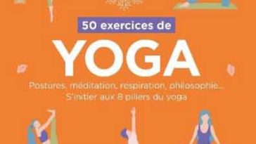 50 exercices Yoga