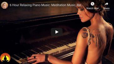 Musiques piano