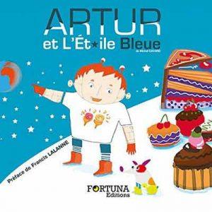 Artur et létoile bleue