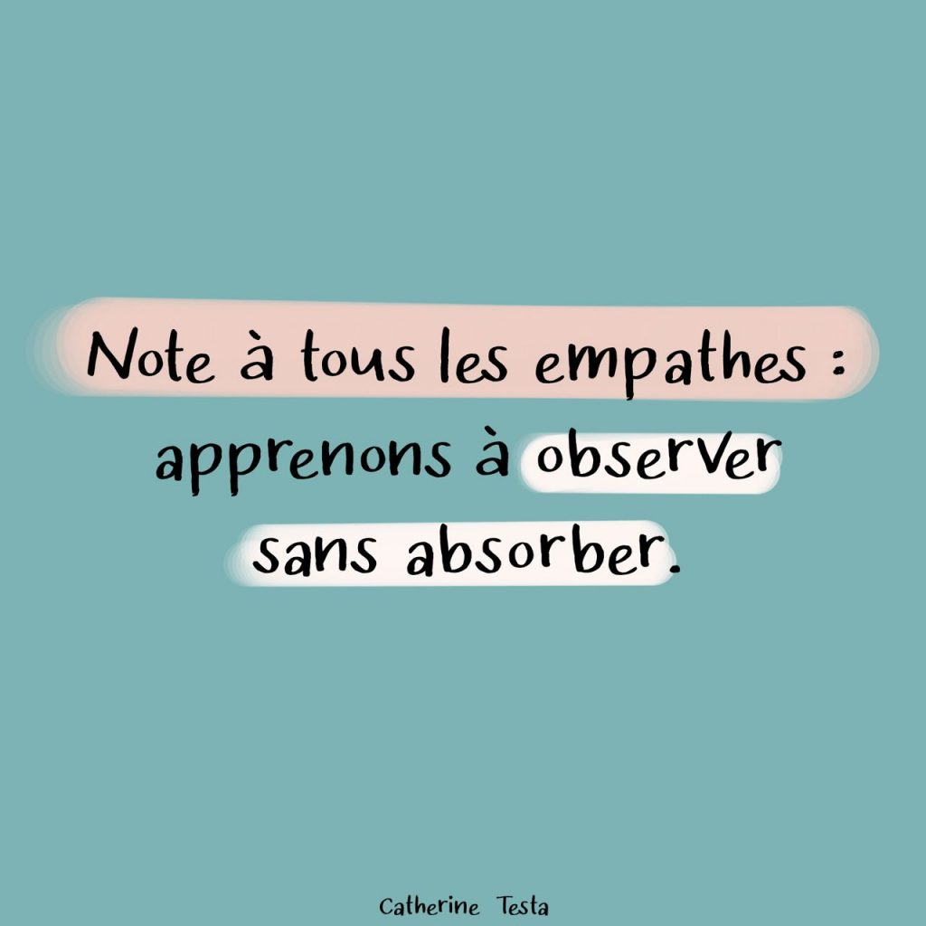 illustration empathie