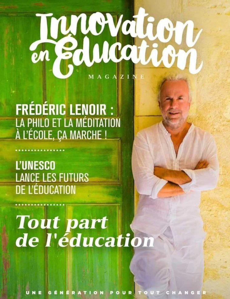 magazine innovation en education